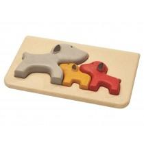 Puzzle Cão Plan Toys