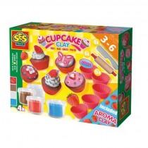 SES Plasticina Cupcakes