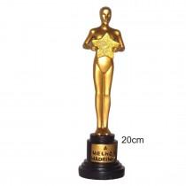 """Estatueta """"Oscar"""" Melhor..."""