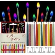Velas aniversário mágicas