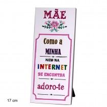 Placa Internet mãe 17cm
