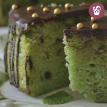 WS Cake Menta com Pepitas...