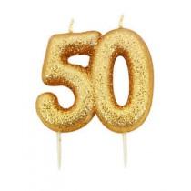 Vela Glitter 50