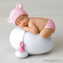 Deco Bolo Batizado Bebé...