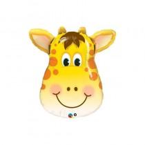 Balão Foil Cara Girafa