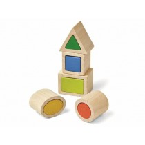 Plan Toys Geo Matching Blocks