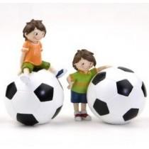 Deco Bolo Futebolistas