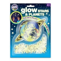 Glow Planetas + Estrelas