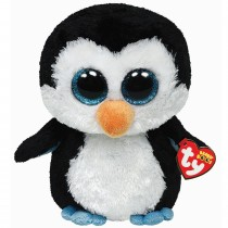 TY Peluche Waddles Pinguim...
