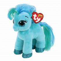 TY Peluche Topaz Teal pony...