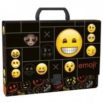 Pasta de cartão Emojis