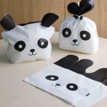 Sacos para doces Panda 12...