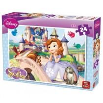Puzzle 24 peças Sofia