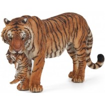 PAPO Tigre femea com cria