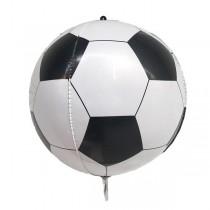 Balão Foil Bola Futebol 4D