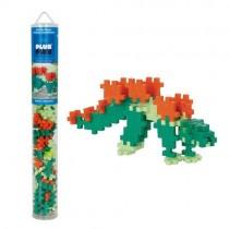 Plus Plus Stegosaurus