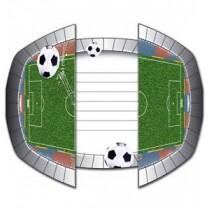 Convites estádio futebol