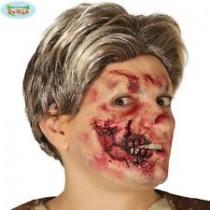 Cicatriz meia boca latex