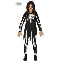 Disfarce Esqueleto vestido...