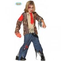 Disfarce Zombie Menino 7-9...