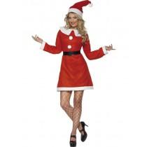 Disfarce Mãe Natal Deluxe...