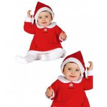 Disfarce Mãe Natal 6-12...