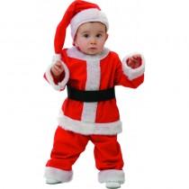 Disfarce Pai Natal bebé 12...