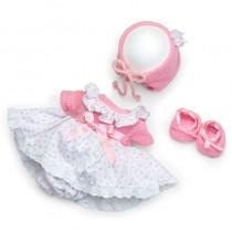 Baby Susu Vestido de Luxe Rosa
