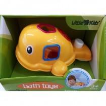 Little Kids Baleia de banho