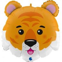 Balão Foil Shape Tigre