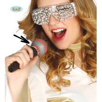 Microfone Imitação 26cm