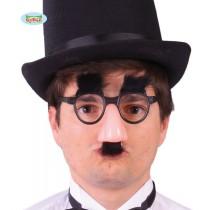 Nariz Com oculos e Bigode 3984