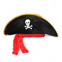Chapéu Pirata 45x16cm...