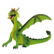 Deco Bolo Dragão verde