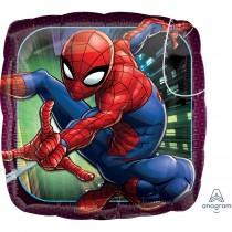 Balão Foil Spiderman 43cm