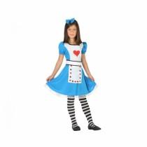 Disfarce Carnaval Alice 3-4...
