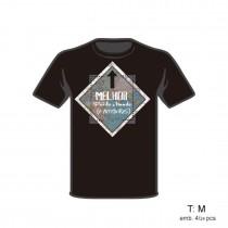 T-shirt Melhor Pai do Mundo M