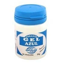 Corante Gel Azul 30g