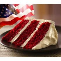WS Cake Usa Red Velvet 1kg