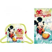 Toalha Praia + Saco Mickey...