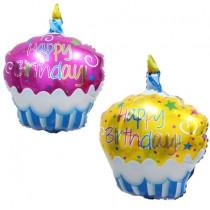 Balão Foil Cupcake