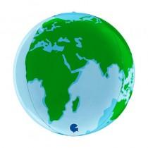 Balão Foil Globo 4D