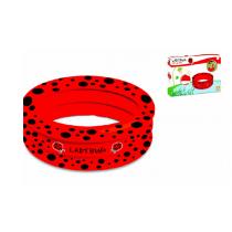 Piscina Ladybug 3 anéis