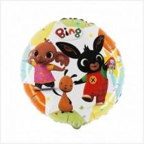 Balão Foil Bing e Amigos