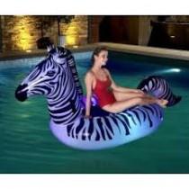 Boia Insuflavel Zebra C/...