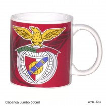Caneca jumbo Benfica