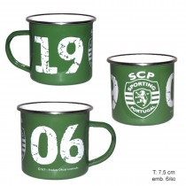 Caneca metal Sporting CP