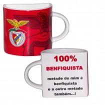 Meia Caneca Benfica Vermelha