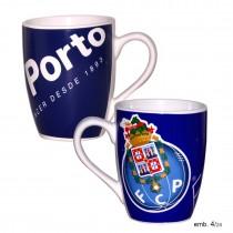 Caneca Oval FCP PT0862