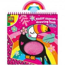 Livro de colorir criativo...